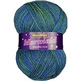 Marriner Mermaid 100G | DK Yarn/Wool | 100% Acrylic (Melody)