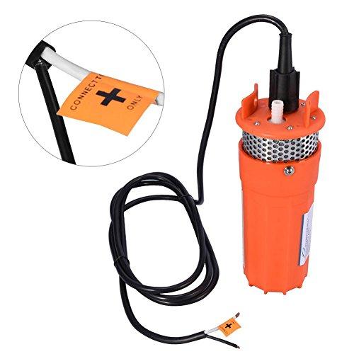 Descripción: La bomba sumergible proporciona la solución al problema del uso remoto del agua. Esta es una pieza de bomba de agua fuerte y duradera que proporciona constantemente un flujo de agua de 6.5L / min en el lugar de una profundidad de 30 m. A...
