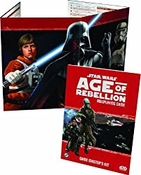 Star Wars: Age of Rebellion GM Kit by Fantasy Flight Games (2014-07-01)