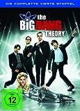 Ideen für Geschenke Filme - The Big Bang Theory - Die komplette vierte Staffel [3 DVDs]