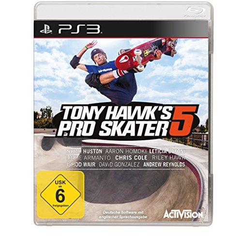 Preisvergleich Produktbild Tony Hawk's Pro Skater 5 - [PlayStation 3]