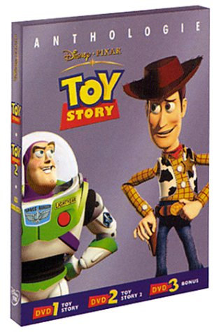 Toy Story : Édition Anthologie 3 DVD : Toy Story / Toy Story 2 / Les Coulisses de Toy Story et Toy Story 2 (3 Toy Und 2 Dvd Story)
