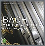 Bach, JS: Complete Organ Works [1990s digital set]