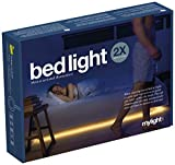 Mylight.me Bedlight Motion Activated Illumination with Automatic Shut Off, Dual Sensor Kit by mylight.me