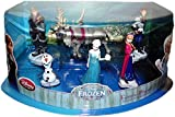 Disney Store - Frozen Figurine Set