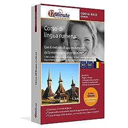Corso di rumeno per principanti (A1/A2): Software per Windows e Linux. Imparare la lingua rumena con il metodo della…