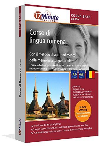 Corso di rumeno per principanti (A1/A2): Software per Windows e Linux. Imparare la lingua rumena con il metodo della memoria a lungo termine