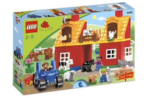 Preisvergleich Produktbild Lego Duplo 4665 - Großer Bauernhof