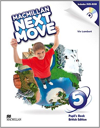 NEXT MOVE 5 Pb Pk (Next Move British English) - 9780230466593