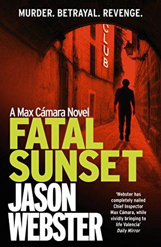 Fatal Sunset (Max Camara 6) (English Edition)