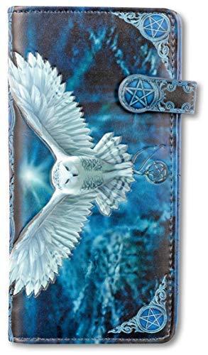 Geldbörse mit Eule - Awaken Your Magic - geprägt   Geldbeutel, Mehrfarbig by Anne Stokes