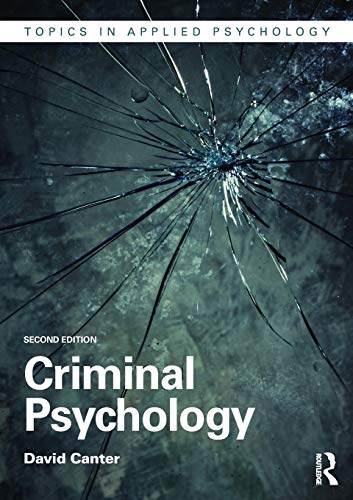 Criminal Psychology (Topics in Applied Psychology)