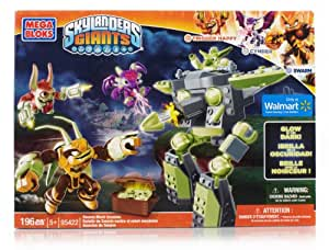 Mega Bloks – 95422 – Skylanders Giants – Invasion de Swarm (Import Royaume-Uni)