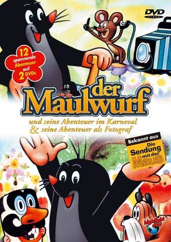 Der Maulwurf - im Karneval / als Fotograf (2 DVDs)