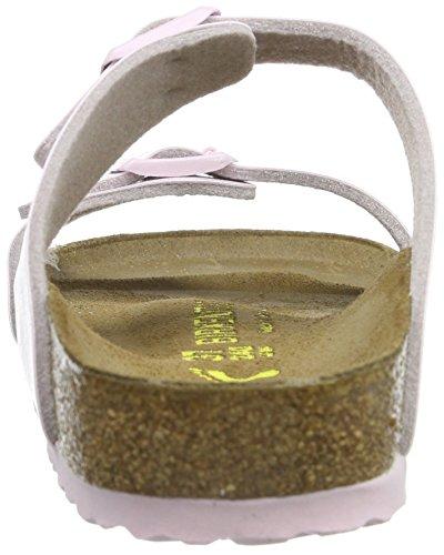 Birkenstock Sydney - Sandali con Cinturino alla Caviglia Donna Rosa (Graceful Rose)