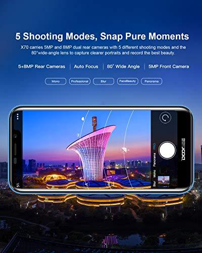 d481f662b3f7e ... DOOGEE X70 Móviles y Smartphones Libres Android 8.1