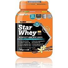 Star Whey Perfect Isolate 100% Namedsport 750 g Vanilla Flavour