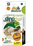 Geoworld–Dig & Discover Dino - Réplica de Diente de Spinosaurus - Dientes y Garras