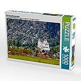 Die Burg Mauterndorf 1000 Teile Puzzle Quer