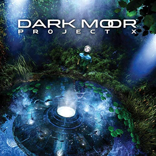 Dark Moor: Project X (Audio CD)