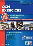 QCM et exercices toutes fonctions publiques