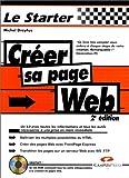Telecharger Livres Creer sa page Web avec CD ROM (PDF,EPUB,MOBI) gratuits en Francaise