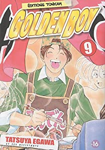 Golden Boy Edition simple Tome 9
