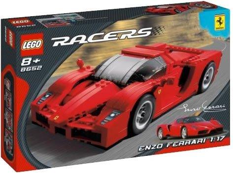 LEGO Racers 8652
