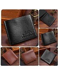 Nisels Fermasoldi portamonete magnetico porta carte di credito in ecopelle da  uomo e6523a5d063