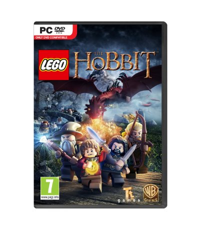 LEGO The Hobbit (PC DVD) [Importación Inglesa]