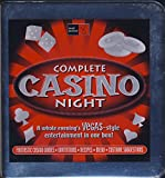 Complete Casino Night - A Whole Evening's Vegas-Style Entertainment in One Box
