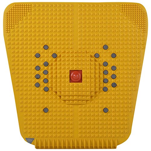 Acupressure Health Care Super Power Mat IV 2000 (30 cm x 30 cm, Color May Vary)