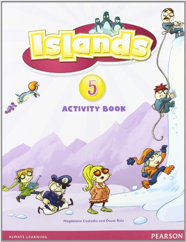Islands Spain Level 5 Activity Book Pack
