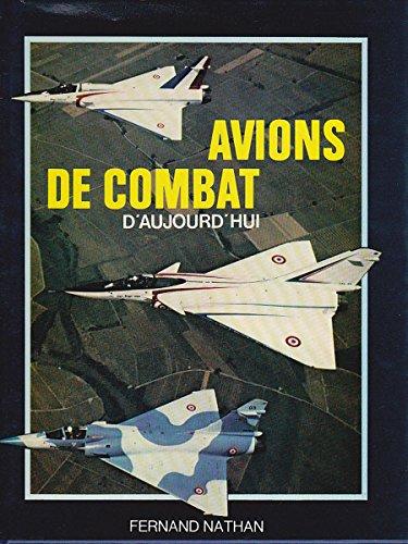 Avions de combat d'aujourd'hui par Barbieri Corrado