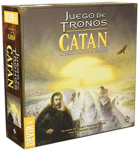 Devir Iberia- Catan Juego de Tronos