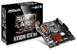 ASRock H110M-ITX/AC S1151 Intel H110, 2X DDR4 Retail