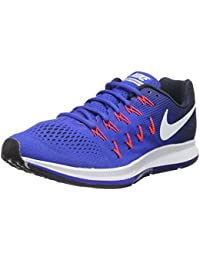 Nike Men's Air Zoom Pegasus 33 Blue Running Shoes