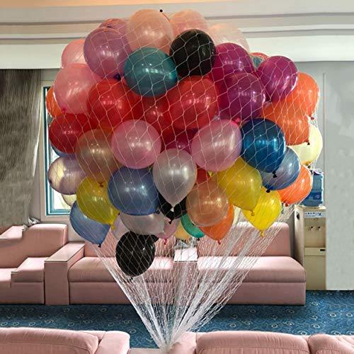 Tree-on-Life Luftballons Lassen Netze abfallen Netze entleeren und Netze anheben Heliumfreisetzung Spezialwerkzeug - Ballon-netz