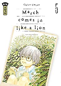 March comes in like a lion (5) : March comes in like a lion