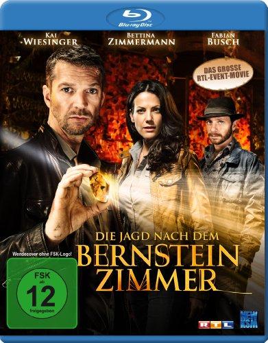 Die Jagd nach dem Bernsteinzimmer [Blu-ray]