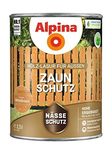 Alpina Hohe Ergiebigkeit - bis zu 42 qm bei einem Anstrich