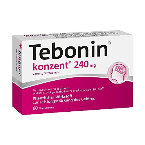 Tebonin konzent 240 mg, 60 St.