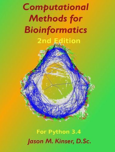 Free Computational Methods for Bioinformatics: Python 3 4