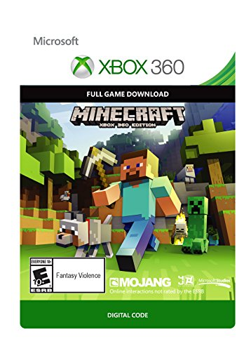 Minecraft  - Xbox 360 [Digital Code]