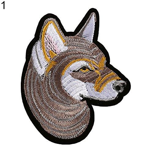 Parche bordado para coser o planchar