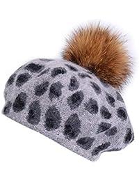 Amazon.it  basco francese - Baschi e berretti   Cappelli e cappellini   Abbigliamento 98eeb6fd01e5