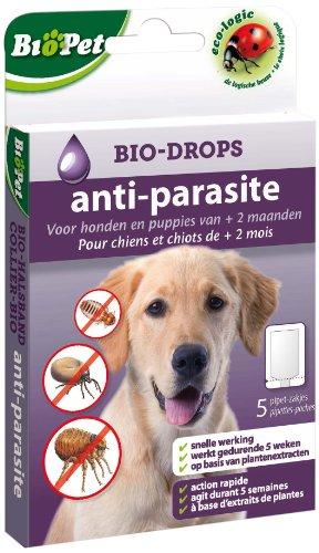 Bio-Drops, Anti-Parasite aus Natürlichen Pflanzenstoff