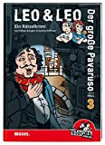 Leo & Leo: Der große Pavaruso: Ein black stories Junior-Rätselkrimi (Leo & Leo - Rätselkrimis) - Tobias Bungter
