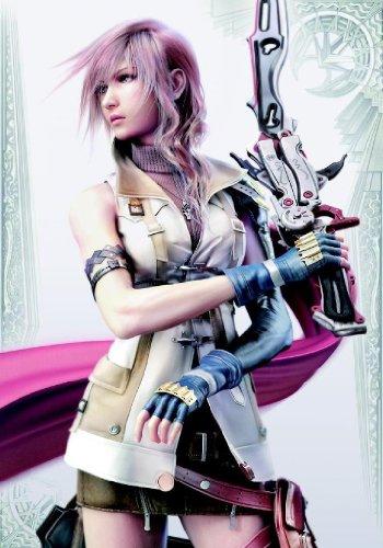 Final Fantasy Card Sleeve Lightning