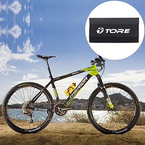 Xiaochou@sl Cage de chaîne de Bicyclette, Manchon de chaîne de composant d'équipement de vélo, Taille: 10 × 3 × 1,5 cm sécurité